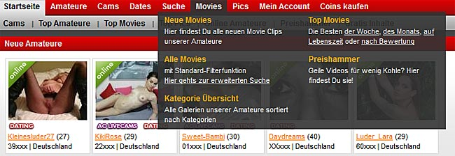 Deutsche Amateur Pornos finden