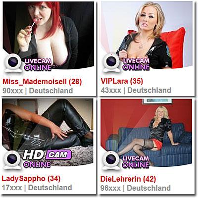 Fetisch Camsex auf Deutscheamateure24.com