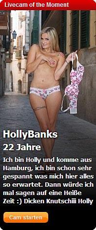 Livecam von HollyBanks